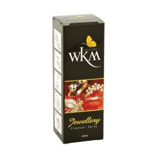 WKM Jewellery Cleanser Spray (40ml)