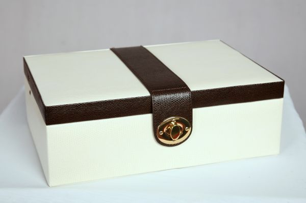 Caprice Medium Jewelry Case