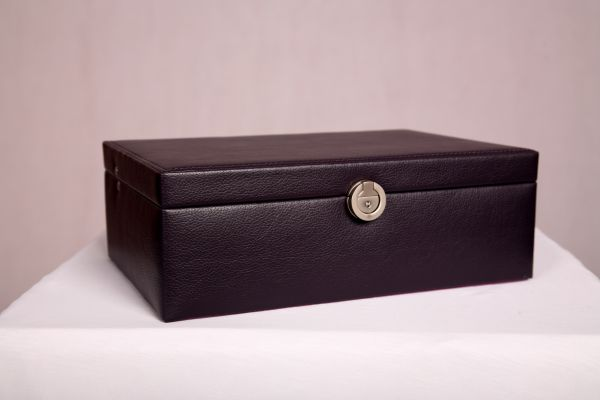 Orchid Medium Jewelry Case
