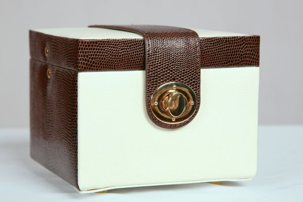 Caprice Small Jewelry Case